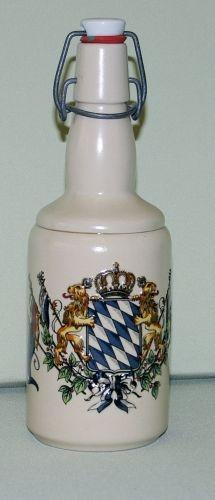 Bayerische Bierflasche
