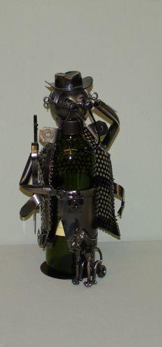 Flaschenhalter Jäger