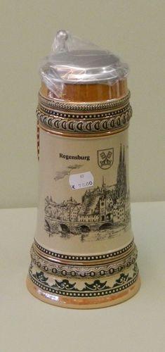 Steingutkrug Regensburg