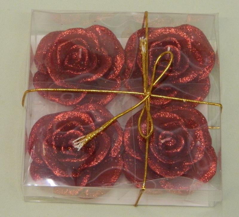 Rosenkerzen