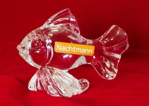 Kristallfigur Fisch