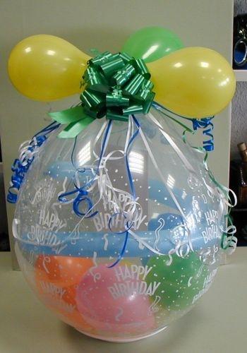Ballonverpackungen